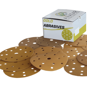 Gold Abrasives