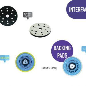 Backing & Interface Pads